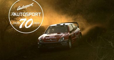 Autosport 70: A world rally legend says goodbye? - WRC