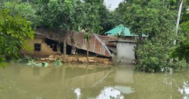 Flood situation in Ganges basin improves continuously