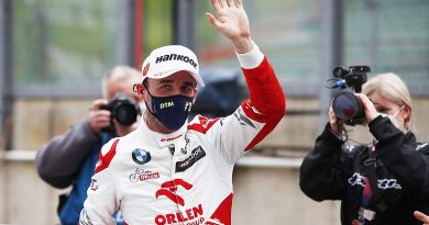 Kubica delighted to end podium drought in DTM Zolder round - DTM