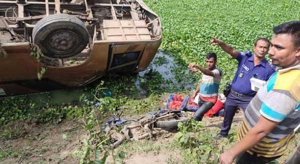 3 killed in B'baria road crash – Countryside – observerbd.com