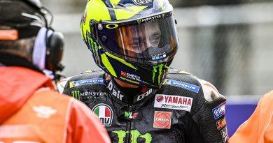 Yamaha won't replace Rossi for MotoGP Teruel GP, ending Lorenzo speculation - MotoGP