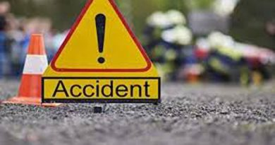 City road accident kills youth