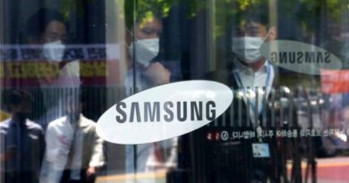 Samsung Electronics' operating profit hits two-year high in third quarter