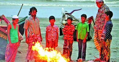 'The Salt in our Waters' | The Asian Age Online, Bangladesh