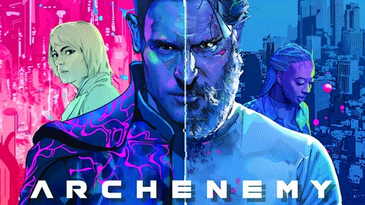 'Archenemy' trailer shows Joe claiming to be superhero | The Asian Age Online, Bangladesh