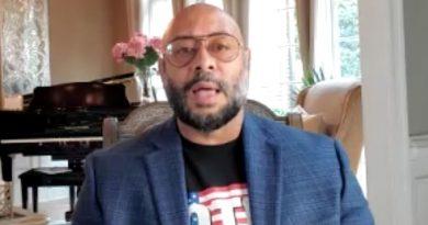 Exonerated CP5 Member Raymond Santana Not Buying Trump's 'Least Racist' Claim