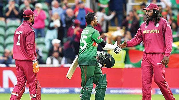 BCB expecting to host West Indies in January