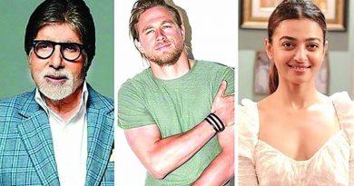 Big B may join Radhika, Hunnam in 'Shantaram' | The Asian Age Online, Bangladesh