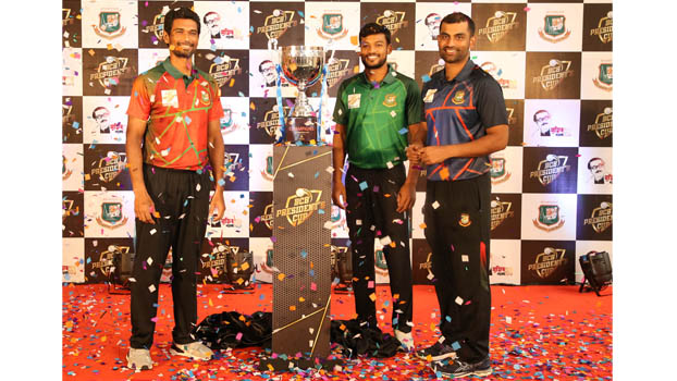BCB President's Cup kicks off today