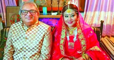 Shomi ties knot for third time | The Asian Age Online, Bangladesh