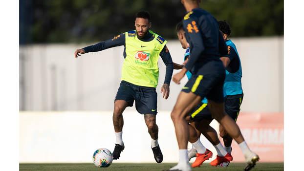Brazil, Peru confront  in WC qualifier