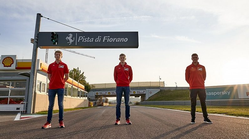 Ferrari set to decide on promoting F1 junior before F2 season finale - F1