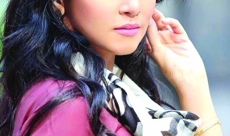 Sharlin's new chapter in life | The Asian Age Online, Bangladesh