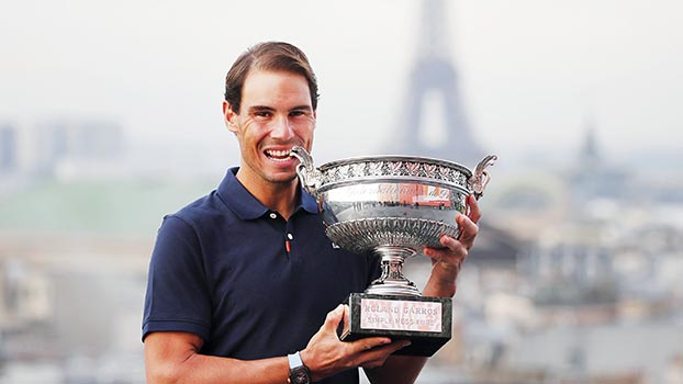 Nadal's Paris record the best in sport: Murray