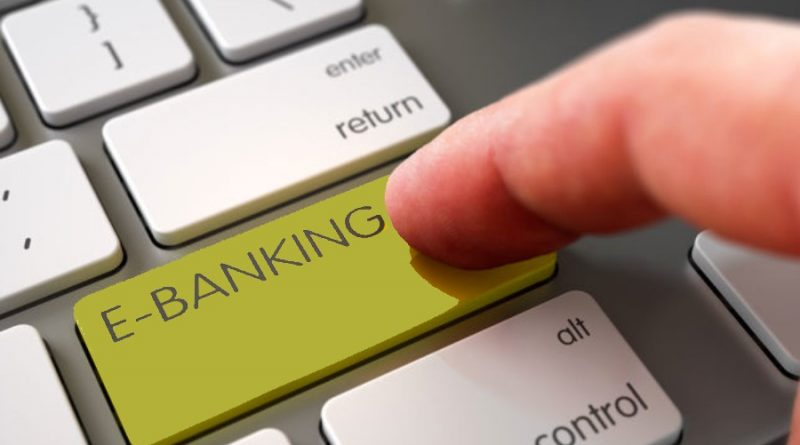 e-banking in the country loses steam in Aug