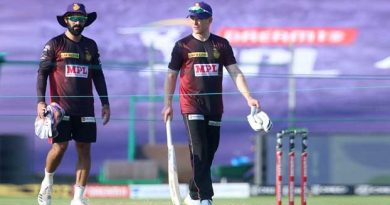 Morgan takes over as Kolkata captain