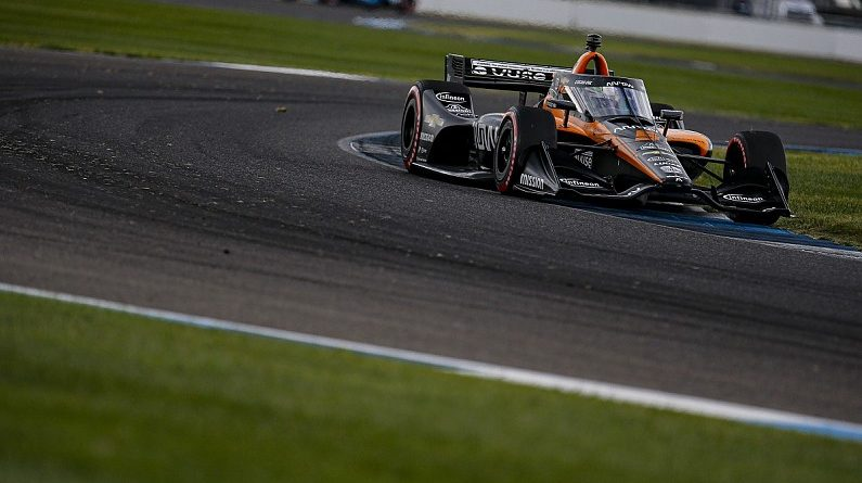 O'Ward to stay with Arrow McLaren SP for 2021 - IndyCar