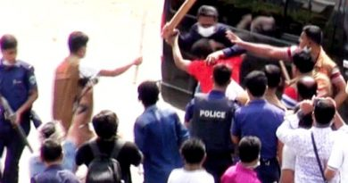 Anti-rape long march comes under attack in Feni, 10 hurt – National – observerbd.com