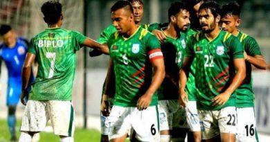 Nepal to start training for Bangladesh friendlies