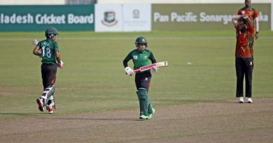 Afif misses out on ton but Najmul XI score tournament-high 264 for eight