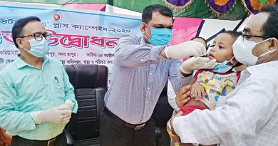 Delivering a lifesaving micronutrient to children in Bangladesh