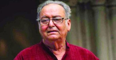 Soumitra Chatterjee's condition improves | The Asian Age Online, Bangladesh