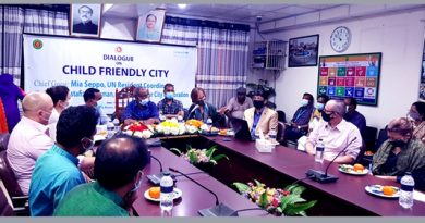 UN resident coordinator for promoting child-friendly city initiatives