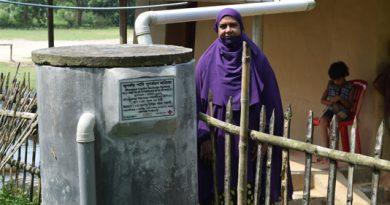 Managed aquifer recharge benefits Rajshahi barind people