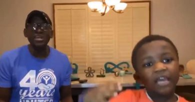 Awesome 6-Year-Old Raps ABCs Of Careers in Amazing Video