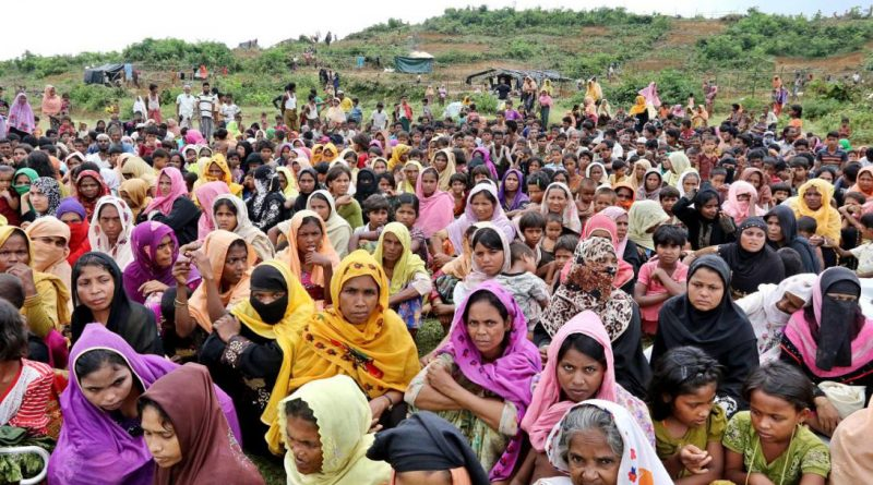 UK urges not to turn away from Rohingya's suffering