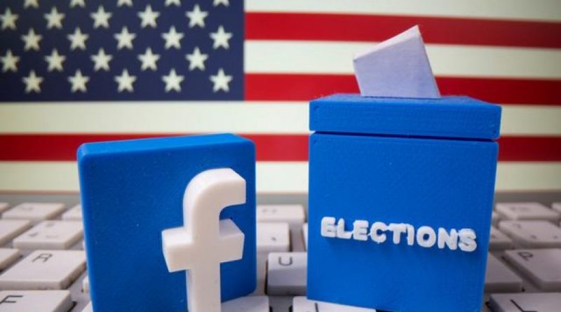 Facebook says spammers, scammers using US election