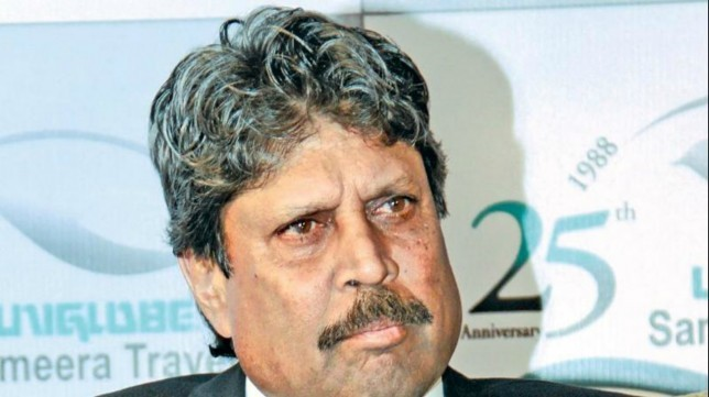 India great Kapil Dev stable after angioplasty