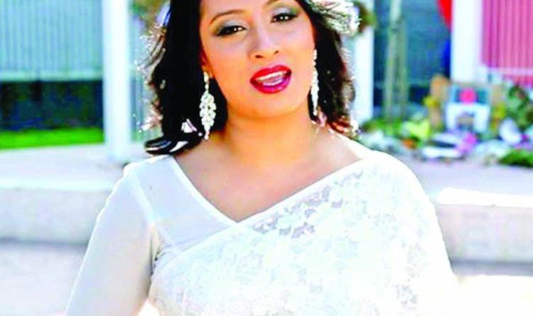 Rubayyat's 'Eshechhe Durga Maa' released | The Asian Age Online, Bangladesh