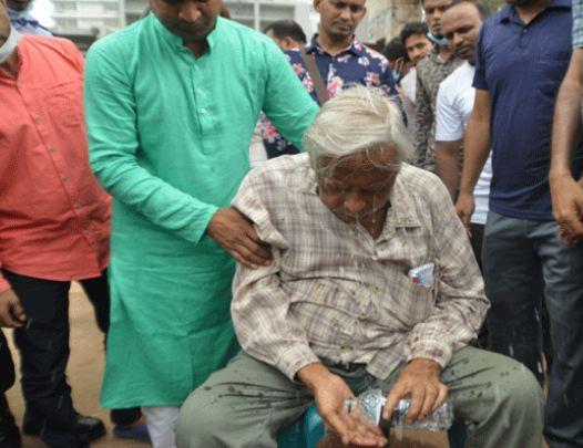Zafrullah Chowdhury hospitalised – National – observerbd.com