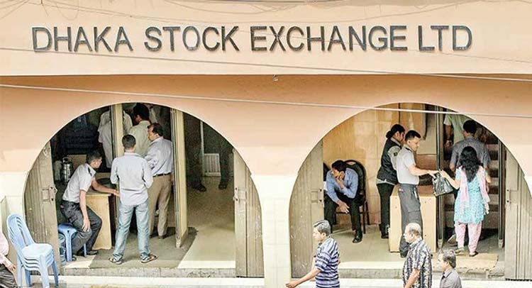 Stocks begin week down | The Asian Age Online, Bangladesh