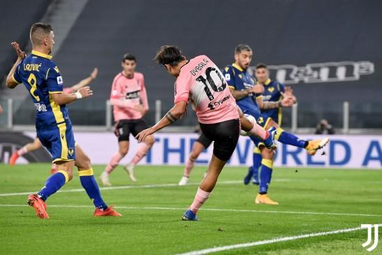 Kulusevski rescues Juve after remarkable Favilli cameo