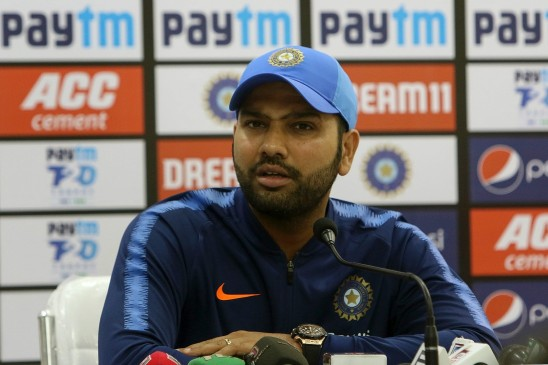 Siraj in as Rohit, Ishant left out of India's squad for Australia tour
