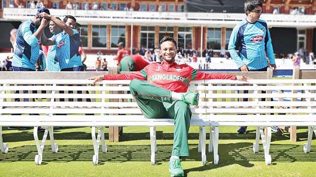 Bangladesh keen to welcome  back  Shakib Al Hasan