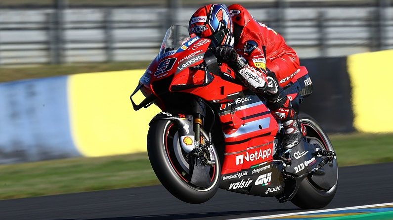 Petrucci expects 10-rider podium battle in MotoGP French GP - MotoGP