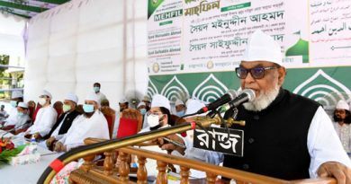 Mozammel for preaching messages of Islam across world