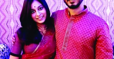 Arnob ties knot with Sunidhi in Kolkata | The Asian Age Online, Bangladesh