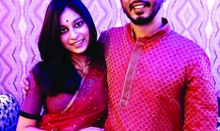 Arnob ties knot with Sunidhi in Kolkata   The Asian Age Online, Bangladesh