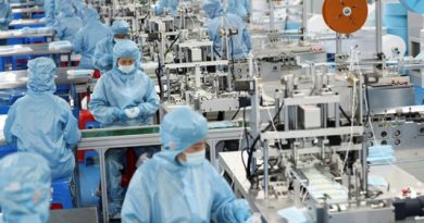 China manufacturing growth eases in Oct but remains strong – Business – observerbd.com