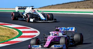 """Russell: Williams F1 exit speculation """"fed by Perez camp"""" - F1"""