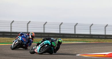 """Rins didn't """"have the chance"""" to fight Morbidelli in Teruel MotoGP - MotoGP"""