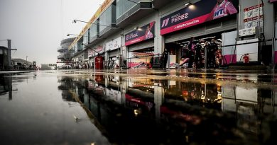 F1 Eifel GP: Second practice session called off amid poor visibility - F1