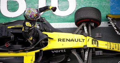 Abiteboul: Ricciardo played key role in Renault's F1 progress - F1