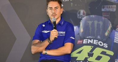 Lorenzo: Yamaha not wasting me with lack of MotoGP testing - MotoGP