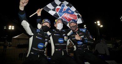 IMSA Petit Le Mans: WTR Cadillac wins after Derani/Taylor collide late on - IMSA SportsCar
