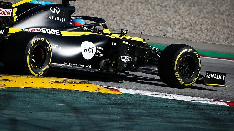 """Alonso: Renault F1 car """"outperforming me"""" on filming day - F1"""